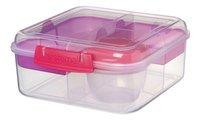 Sistema Lunchbox To Go Bento Cube 1,25 l-Vooraanzicht