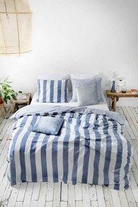 Walra Dekbedovertrek Everline blauw katoen 200 x 220 cm-Afbeelding 3