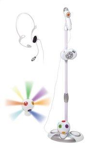 Microfoon op staander Duet Disco-Vooraanzicht