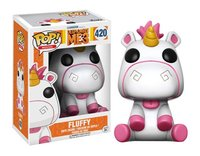 Funko Pop! Figuur Despicable Me Fluffy
