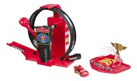 Set de jeu Disney Cars Lightspeed Loopin' Launcher-Avant