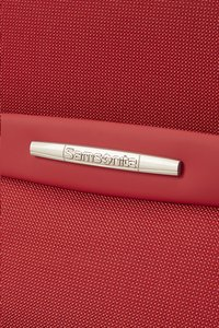 Samsonite Zachte reistrolley Dynamo Spinner red 55 cm-Artikeldetail