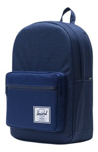 Herschel sac à dos Pop Quiz Medieval Blue Crosshatch-Côté droit