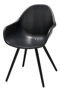 Chaise de jardin Geneva noir