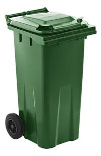 Kliko Poubelle à roulettes Neo vert