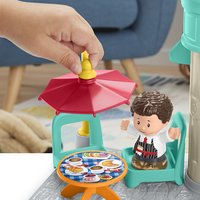 Fisher-Price Little People Cafe Bakery-Afbeelding 2