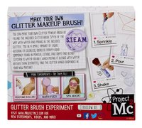 Project Mc² S.T.E.A.M. Experiment Glitter Brush-Achteraanzicht