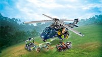 LEGO Jurassic World 75928 Helikopterachtervolging van Blue-Afbeelding 4