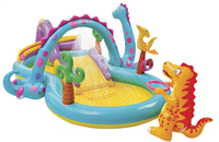 Intex aire de jeu gonflable Dinoland