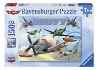 XXL puzzel Planes Achtervolging