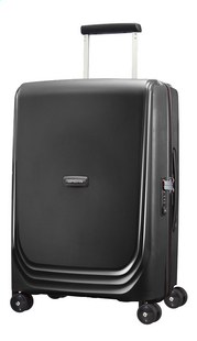 Samsonite Harde reistrolley Optic Spinner metallic black 55 cm