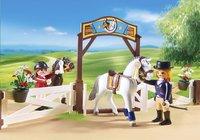 PLAYMOBIL Country 6930 Paardenwedstrijd-Afbeelding 2
