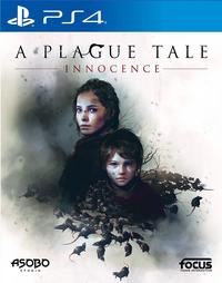 PS4 A Plague Tale: Innocence ENG/FR-Vooraanzicht