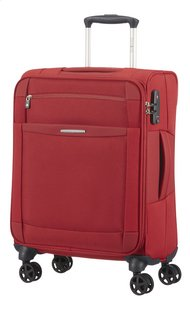 Samsonite Valise souple Dynamo Spinner red 55 cm-Avant
