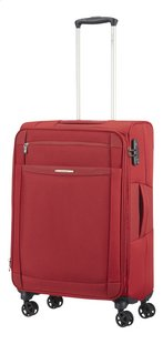 Samsonite Valise souple Dynamo Spinner EXP red 67 cm-Avant
