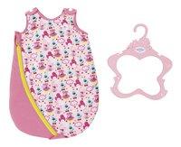 BABY born sac de couchage Les amis animaux-Avant