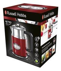 Russell Hobbs Waterkoker Retro Red 21670-70-Rechterzijde