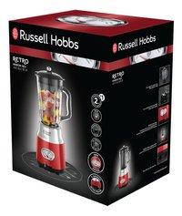 Russell Hobbs Blender Retro Red 25190-56-Rechterzijde
