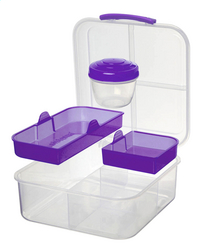 Sistema Lunchbox To Go Bento Cube 1,25 l-Afbeelding 1