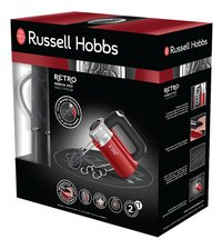 Russell Hobbs Handmixer Retro Red 25200-56-Rechterzijde