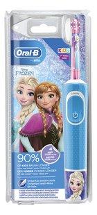Oral-B Brosse à dents électrique Disney La Reine des Neiges Kids 3+ D100-Avant