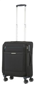 Samsonite Valise souple Dynamo Spinner black 55 cm-Avant