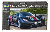 Revell Porsche 918 Spyder - Weissach Sport-Avant