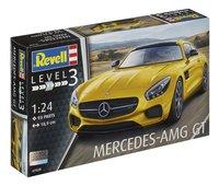 Revell Mercedes AMG GT-Côté gauche