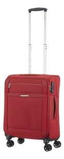 Samsonite Valise souple Dynamo Spinner red 55 cm-Image 1