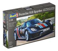 Revell Porsche 918 Spyder - Weissach Sport-Côté gauche