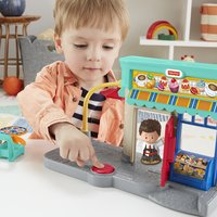 Fisher-Price Little People Cafe Bakery-Afbeelding 3
