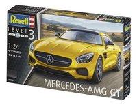 Revell Mercedes AMG GT-Côté droit