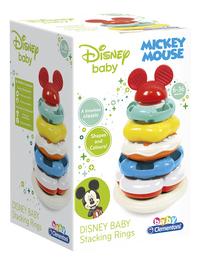 baby Clementoni anneaux à empiler Disney Stacking rings-Côté gauche