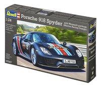 Revell Porsche 918 Spyder - Weissach Sport-Côté droit