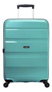 American Tourister Harde reistrolley Bon Air Spinner deep turquoise 55 cm-Vooraanzicht