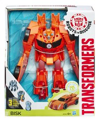 Figurine Transformers Robots in Disguise Bisk