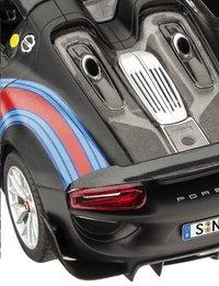 Revell Porsche 918 Spyder - Weissach Sport-Détail de l'article