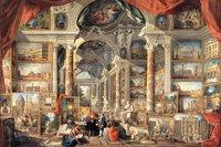 Ravensburger puzzle Vues de la Rome moderne-Avant