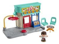 Fisher-Price Little People Cafe Bakery-Linkerzijde