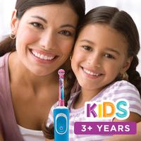 Oral-B Brosse à dents électrique Disney La Reine des Neiges Kids 3+ D100-Image 7