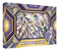 Pokémon Trading cards Mewtwo-ex Box