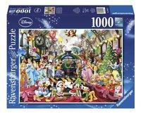 Ravensburger puzzle Disney Noël à la gare