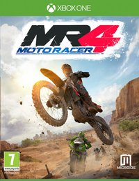 XBOX One Moto Racer 4 ENG