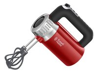 Russell Hobbs Handmixer Retro Red 25200-56-commercieel beeld