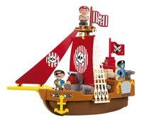 Abrick Piratenboot-commercieel beeld