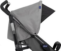 Chicco Buggy Lite Way 2.0 coal-Bovenaanzicht