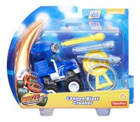 Fisher-Price set Blaze et les Monster Machines Cannon Blast Crusher