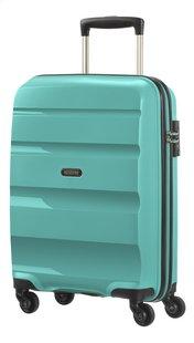 American Tourister Harde reistrolley Bon Air Spinner deep turquoise 55 cm-Rechterzijde