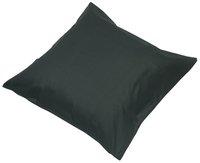 Sleepnight 2 taies d'oreiller noir Set de 2 taies d'oreiller en coton noir-Détail de l'article