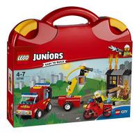 LEGO Juniors 10740 Brandweerkoffer